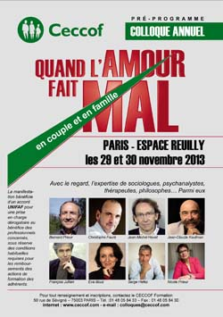 Colloque novembre 2013